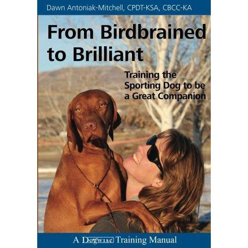 From Birdbrained to Brilliant: Training the Sporting Dog to Be a Great Companion