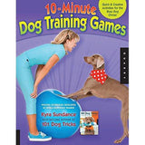 10-Minute Dog Training Games