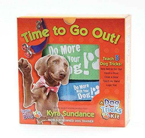 Time to Go Out! A Dog Tricks Kit