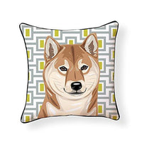Shiba Inu Pooch Decor Decorative Pillow