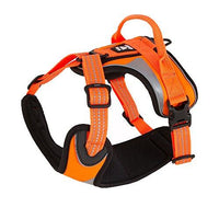 Hurtta Hi-Viz Active Dog Harness
