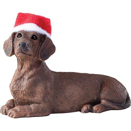 Dachshund, Smooth Red, Ornament