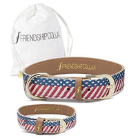 FriendshipCollar Dog Collar and Friendship Bracelet - The Presidential Dog