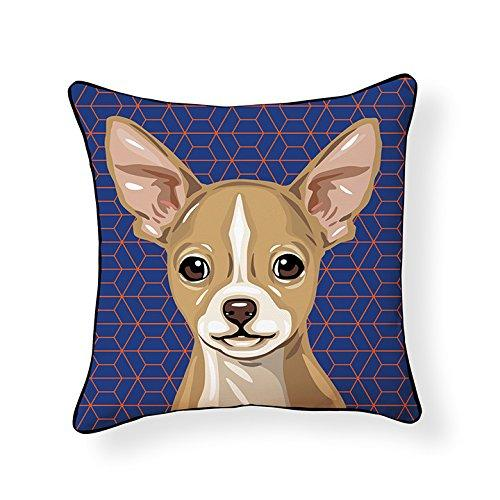 Chihuahua Pooch Decor Decorative Pillow