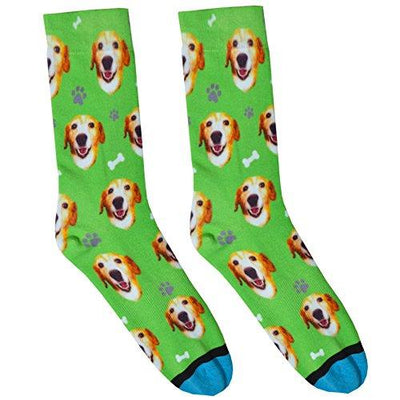 Customizable Dog Socks