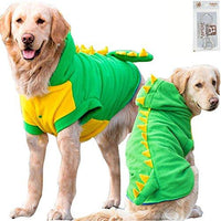 Dinosaur Costume for Large Dogs