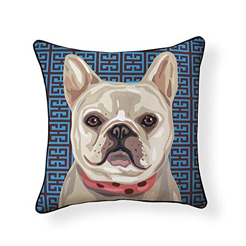 French Bulldog Pooch Decor Decorative Pillow
