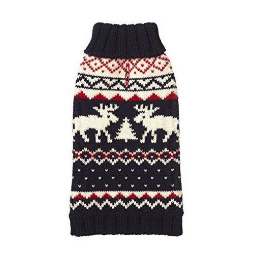 Fairisle Classic Dog Sweater