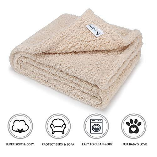 Premium Fluffy Fleece Dog Blanket