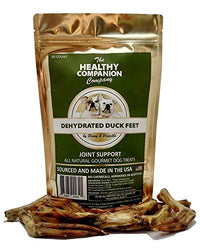 Dehydrated Duck Feet All Natural Dog Treats