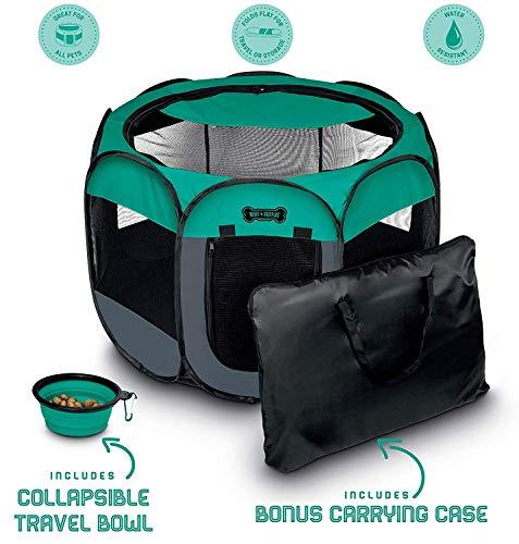Ruff 'n Ruffus Portable Foldable Pet Playpen