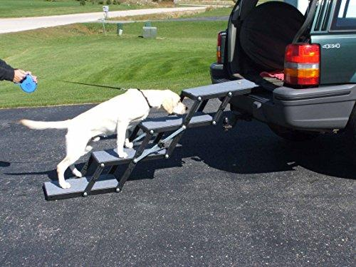 "Pet Loader® Light 16"" Platform, 4-Steps"