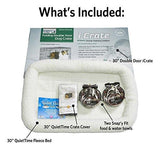 iCrate Dog Crate Starter Kit