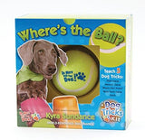 Where's the Ball? A Dog Tricks Kit