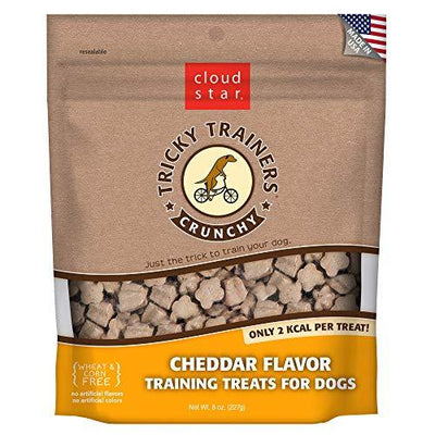 Crunchy Cheddar Training Treats (8oz)