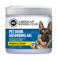 American Kennel Club Pet Odor Absorber Gel - Fresh & Clean Scent