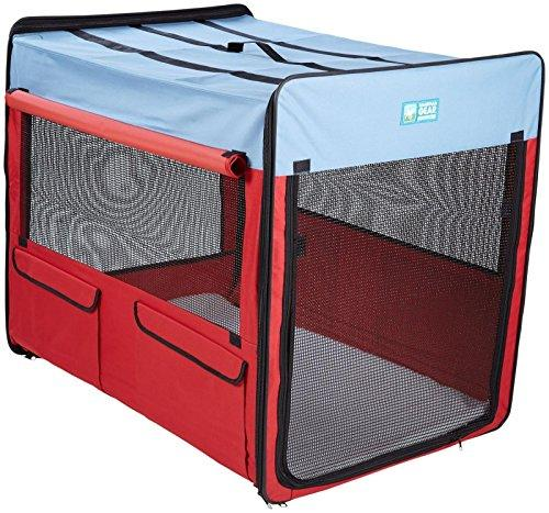 Collapsible Soft-Sided Crate