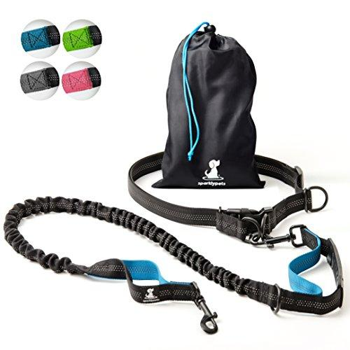 Hands Free Dog Leash for Medium and Large Dogs