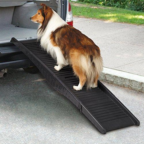 Tri-Fold Vehicle Pet Ramp