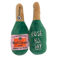 Woof Clicquot Squeaky Dog Toy