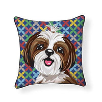 Shih Tzu Pooch Decor Decorative Pillow