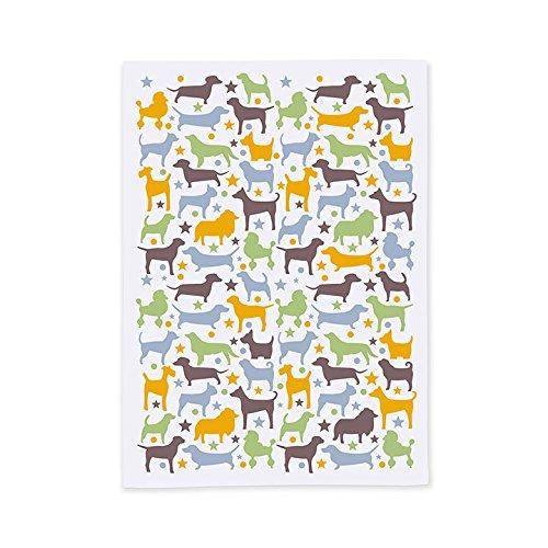 Bow Wow Cotton Tea Towels