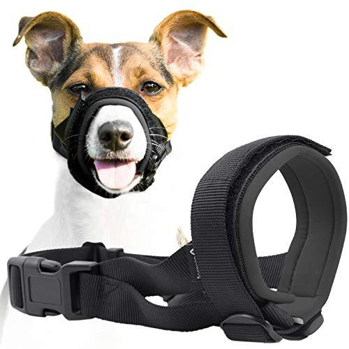 Gentle Muzzle - Soft Neoprene Padding