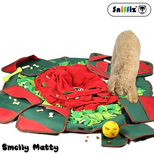 SNiFFiz SmellyMatty Dog Food Puzzle Snuffle Mat