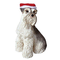 Schnauzer, Sitting, Ornament