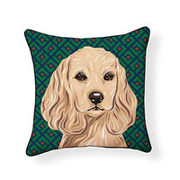 Cocker Spaniel Pooch Decor Decorative Pillow