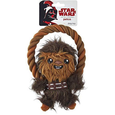 Chewbacca Ring Dog Toy