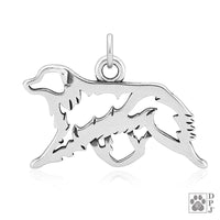 Australian Shepherd, Gaiting Body, Pendant