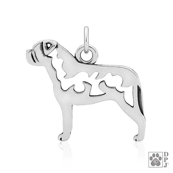 Bullmastiff, Body, Pendant