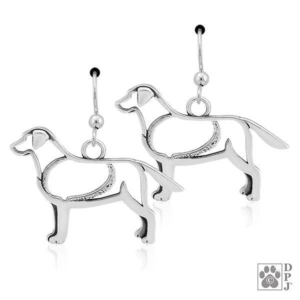 Labrador Retriever, Body, Earring