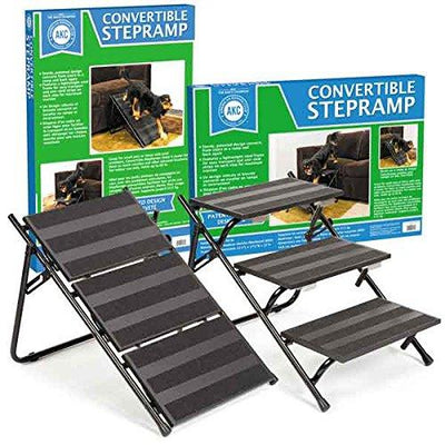 AKC Convertible Pet Steps & Ramp