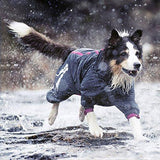 Hurtta Slush Combat Dog Overall