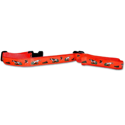 Pointer Collar and Leash Set