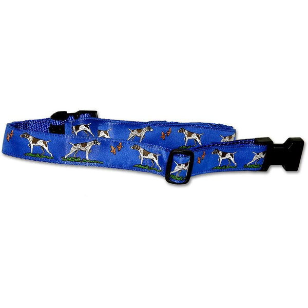 German Shorthaired Pointer Collar and Leash Set