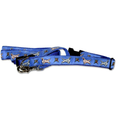 English Setter Collar and Leash Set