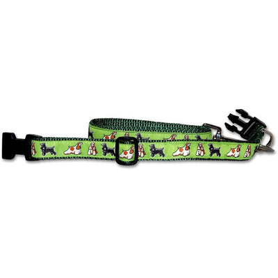 Cocker Spaniel Collar and Leash Set