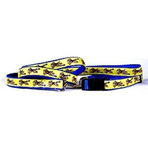 Welsh Terrier Collar and Leash Set