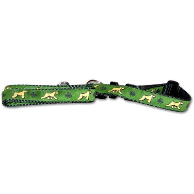 Soft Coated Wheaten Terrier Collar and Leash Set