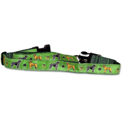 Irish Wolfhound Collar and Leash Set