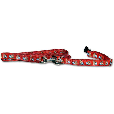 Yorkshire Terrier Collar and Leash Set