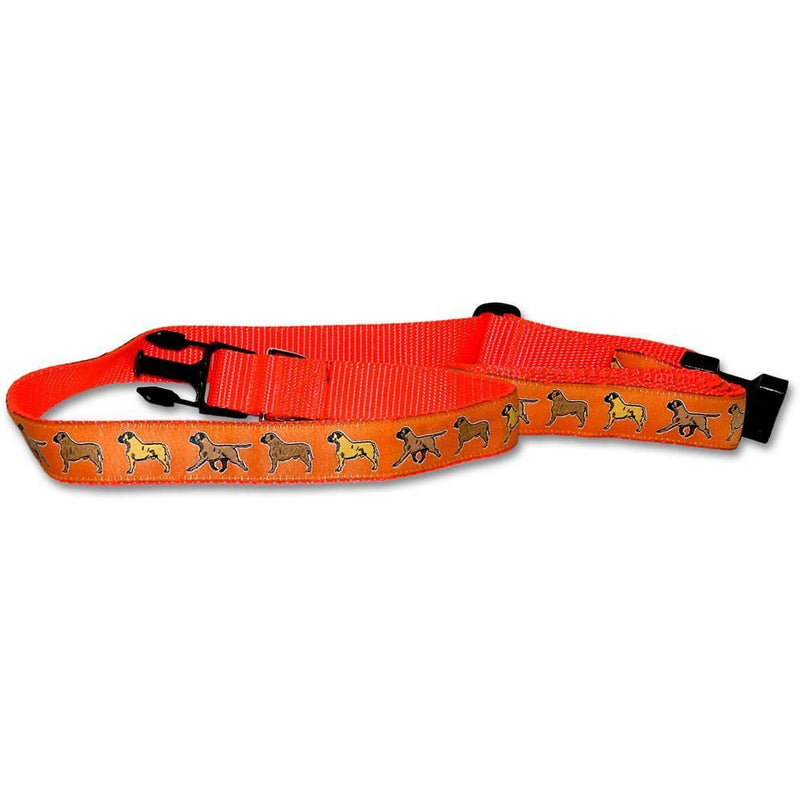Bullmastiff Collar and Leash Set