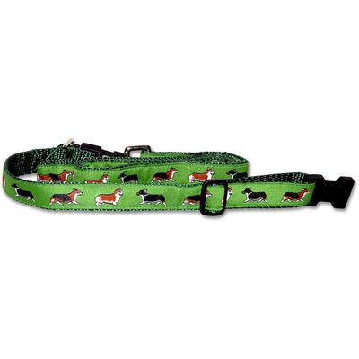 Pembroke Welsh Corgi Collar and Leash Set