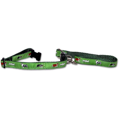 Australian Shepherd Collar and Leash Set