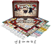Late for the Sky Pug-opoly