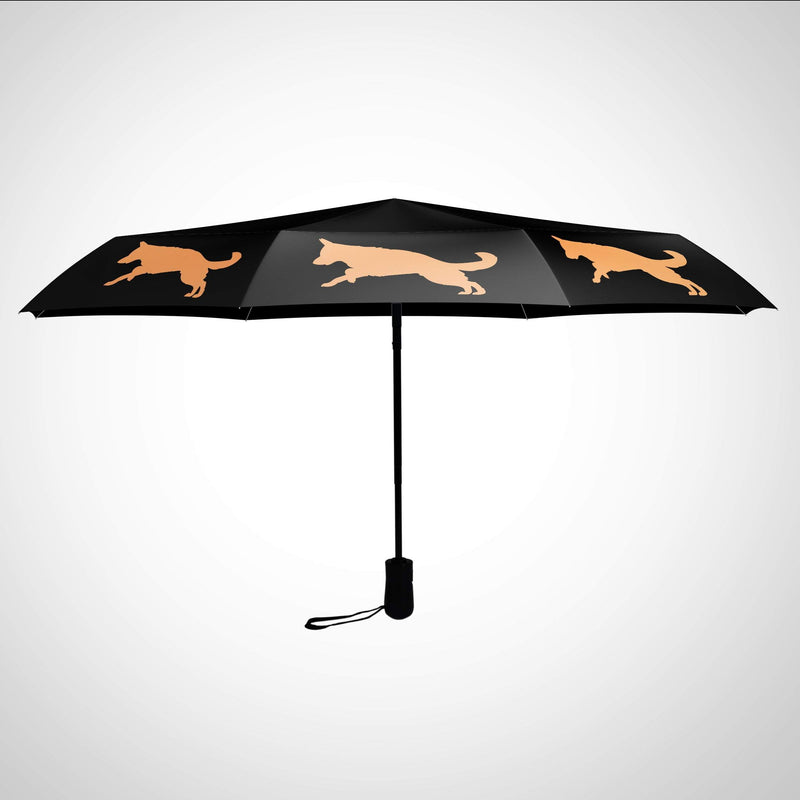 German Shepherd Dog Tote Size Umbrella