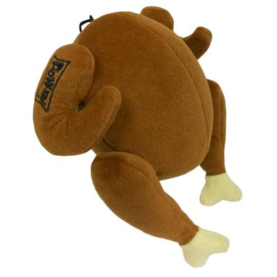 Plush Turkey Dog Toy
